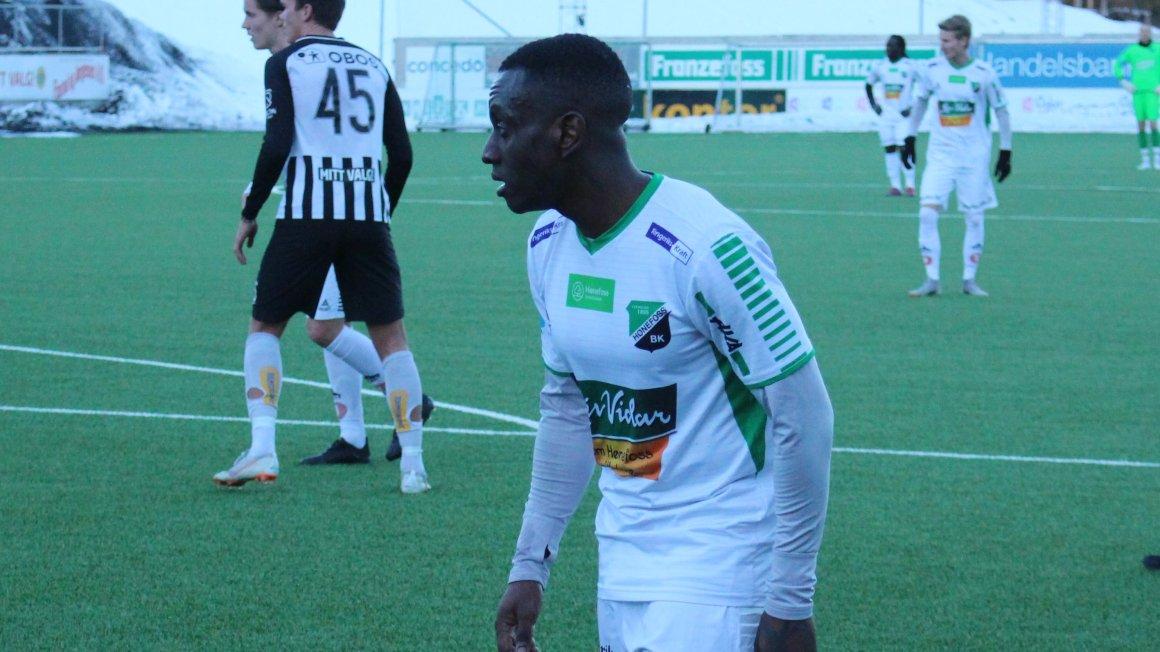 Parris (22) klar for Hønefoss BK