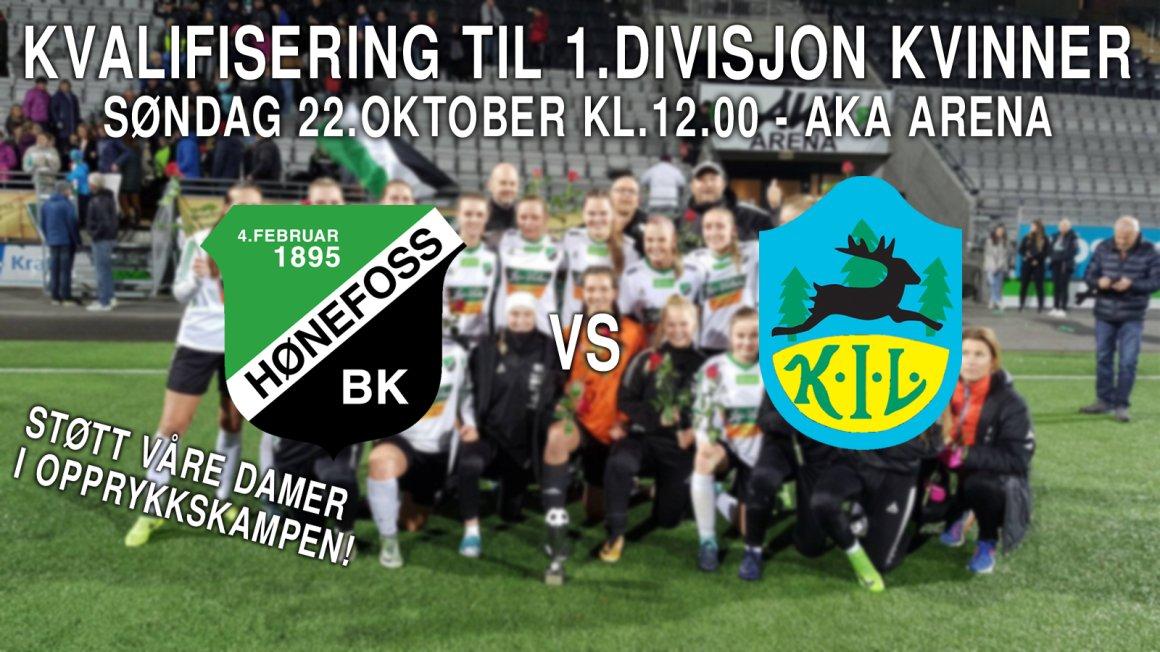Hønefoss BK - Kaupanger