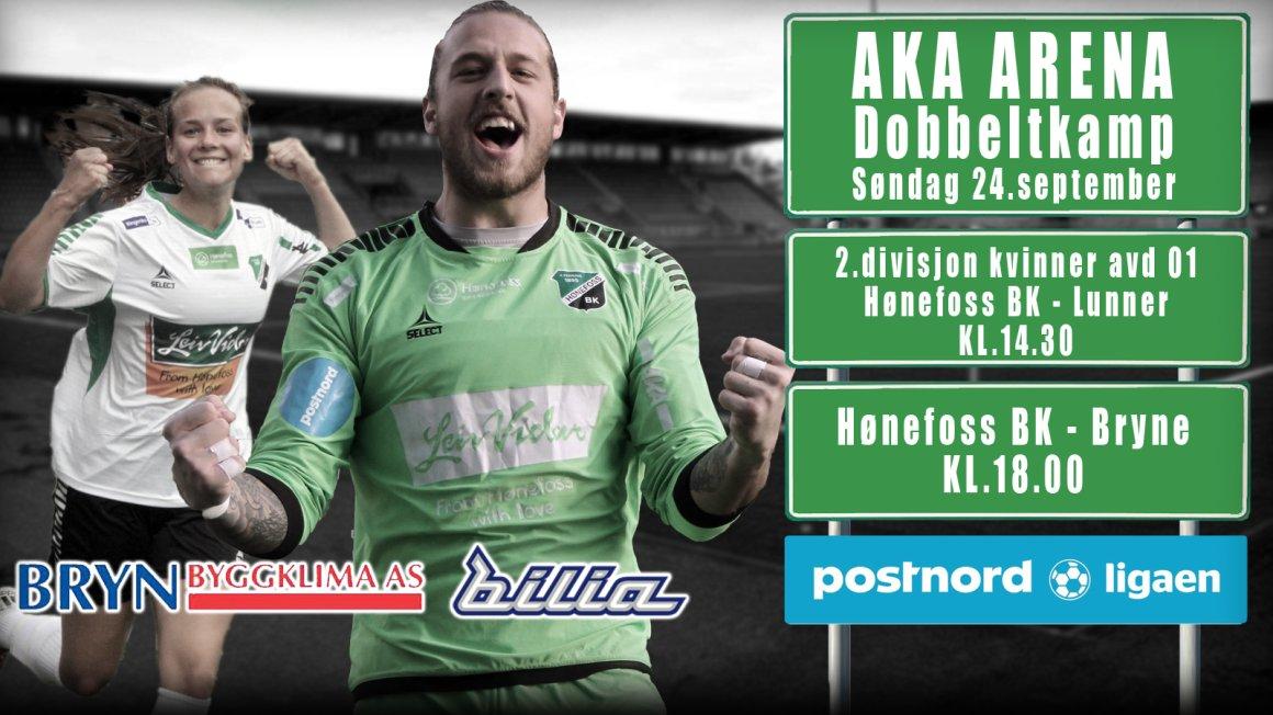 24.september - EN DAG FOR FOTBALL