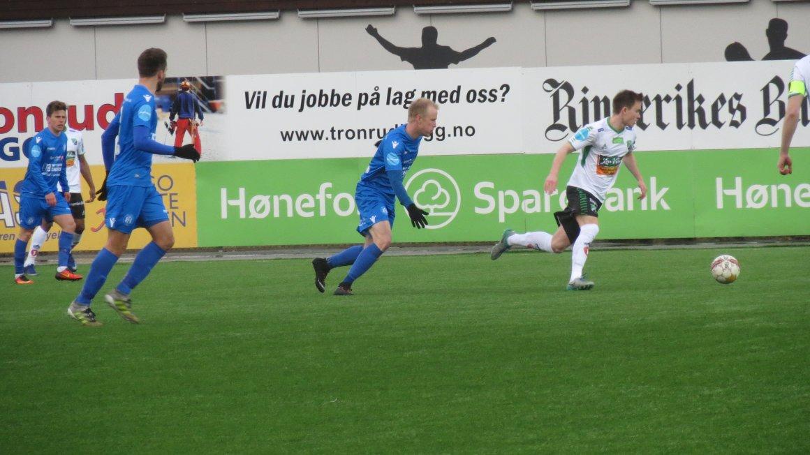 Kampfakta: Vidar - Hønefoss BK 4-1 (2-1)