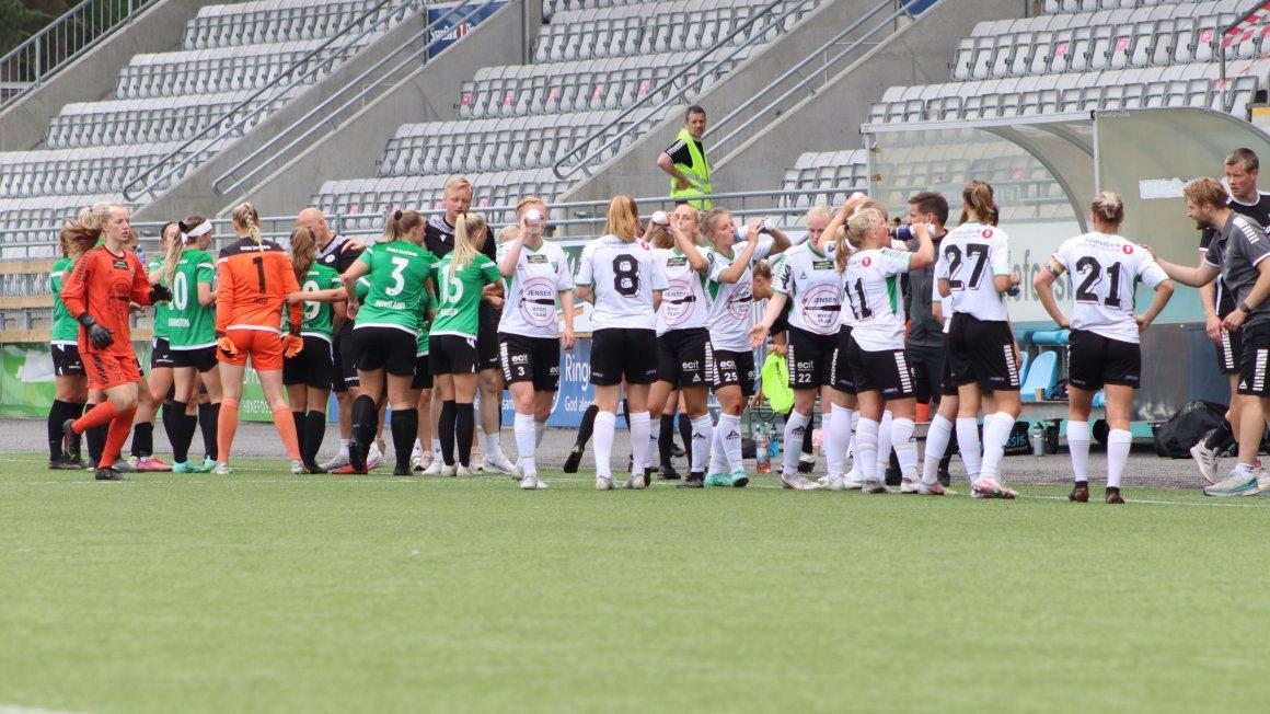 NM kvinner 2021: Møter Hallingdal FK