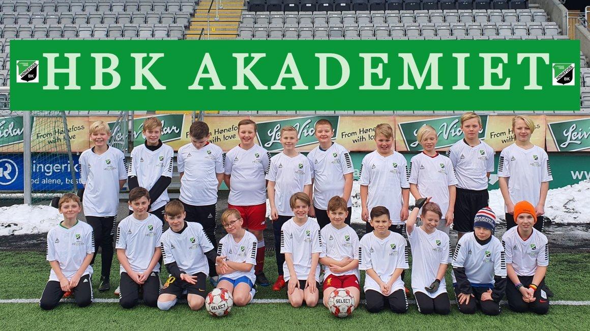 Påmelding HBK akademiet 2021 (august-oktober)