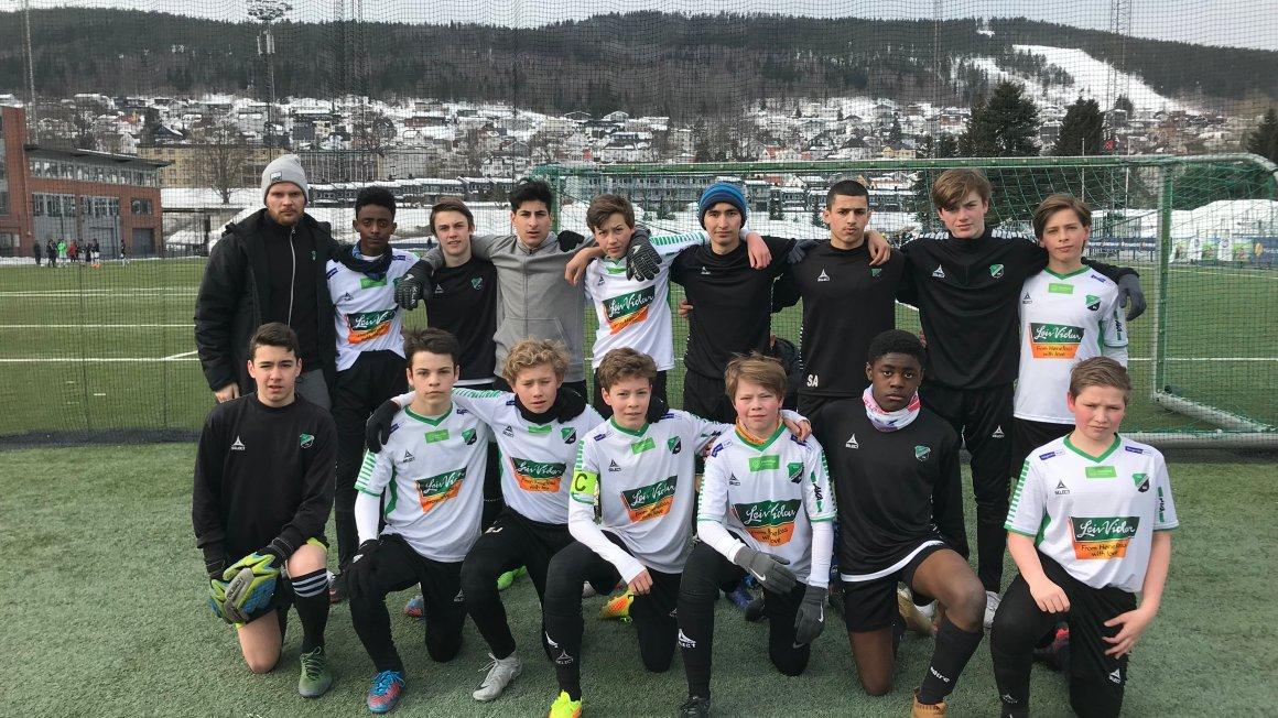 G15: Flott innsats i Drammencup