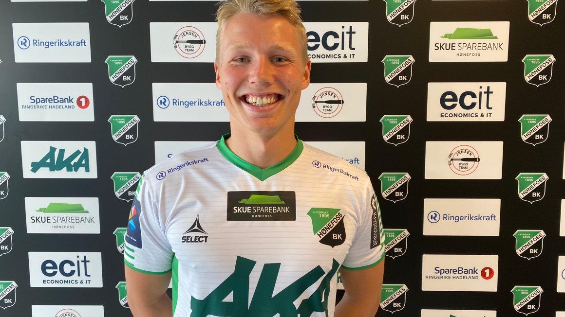 Svendsen (26) tilbake i HBK-drakta