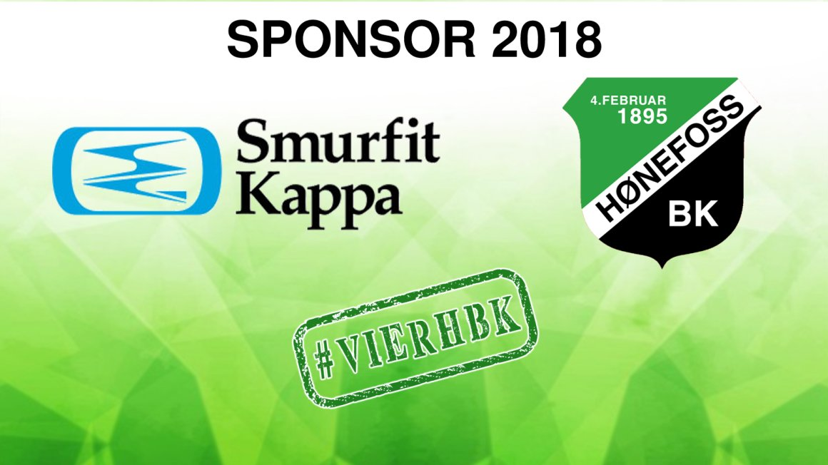 Smurfit Kappa Norpapp AS - Sponsor 2018