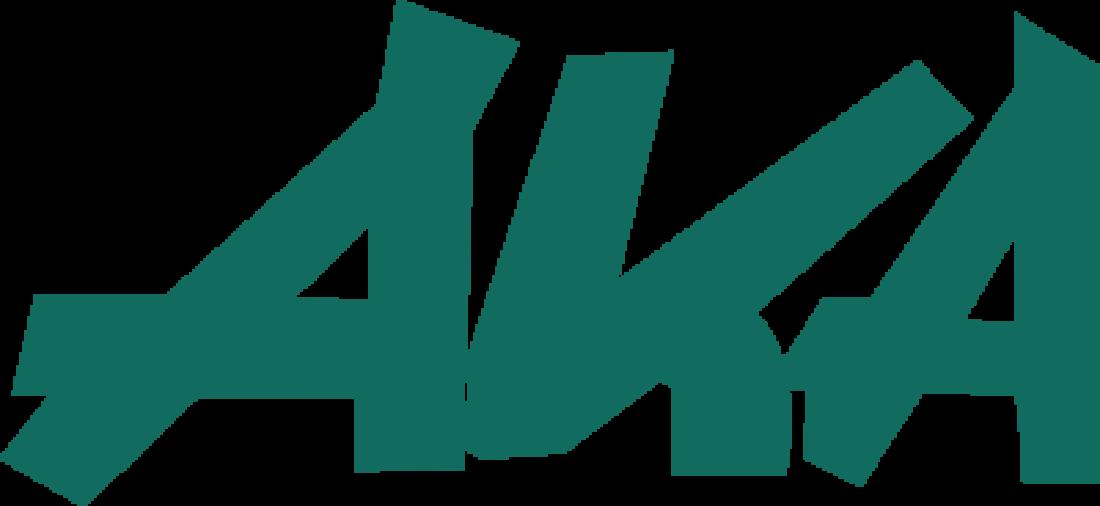 AKA logo - farge - stor