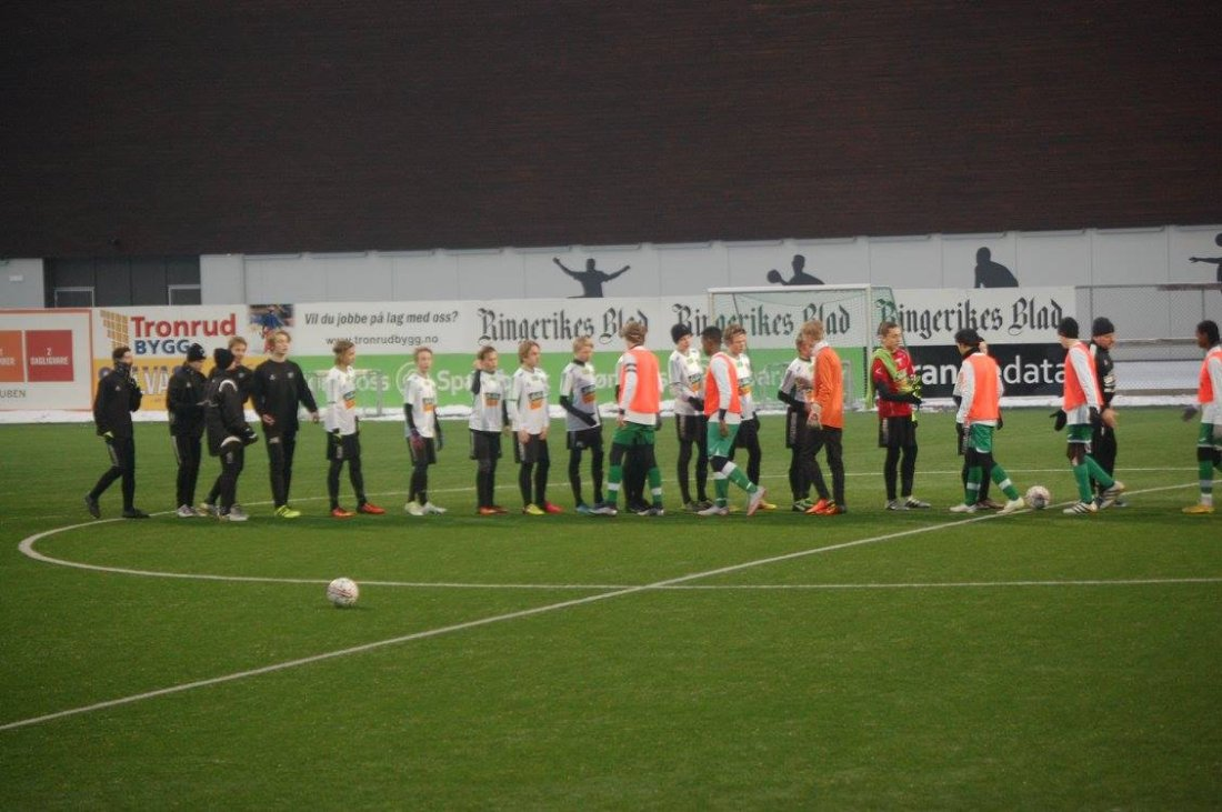 Slemmestad - HBK Team Ringeriks-Kraft 0-3 (0-2)