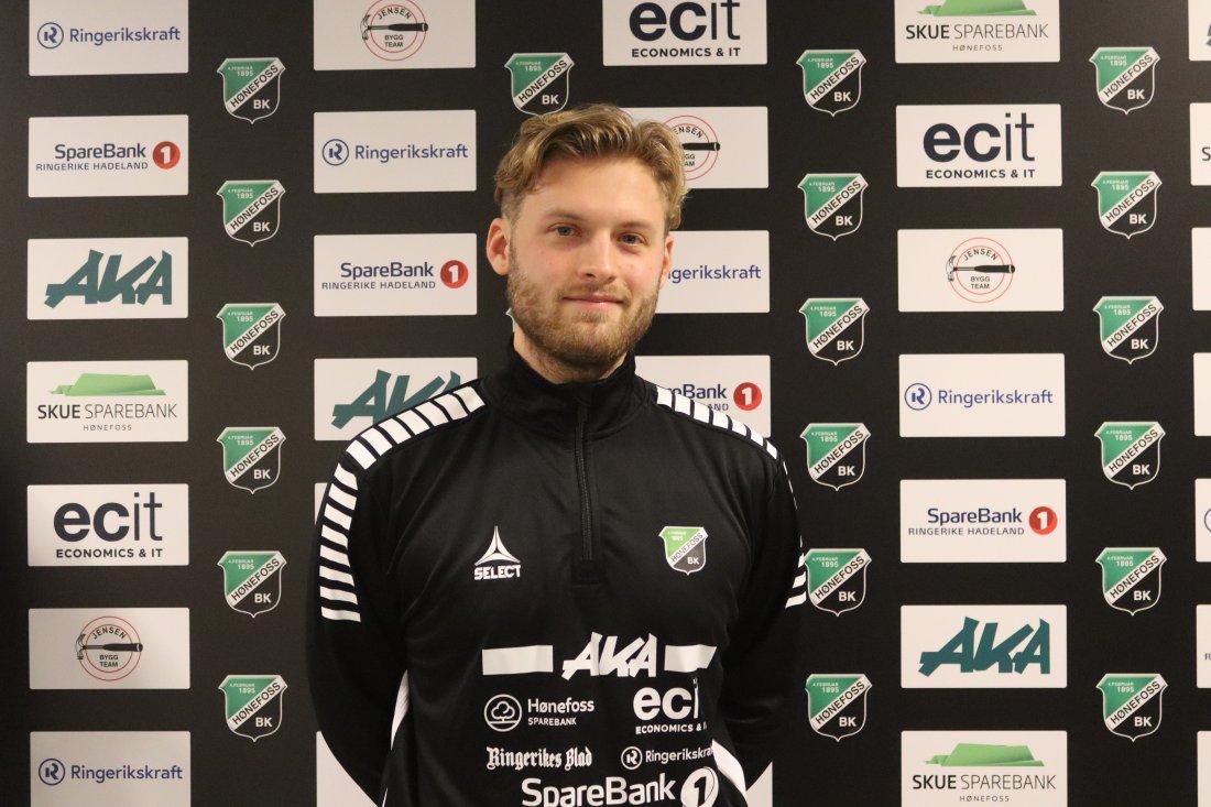 Martin Klemetsrud Lindmark