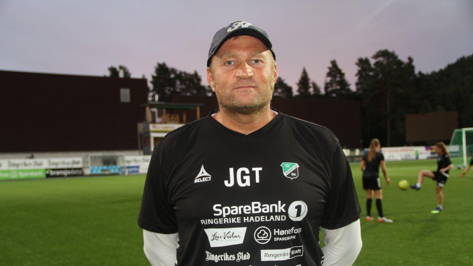 Jan Gundro Thorstensen