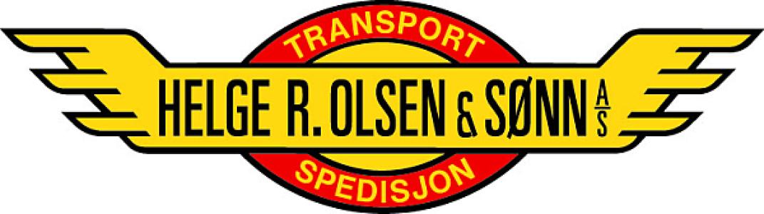 Helge R. Olsen og sønn